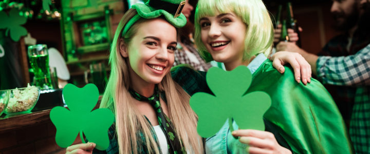 Celebrate St. Patrick's Day in Clute with Woodshore Marketplace