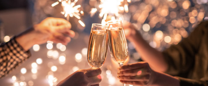 Celebrate New Years 2021 with Our Favorite Local Businesses at Woodshore Marketplace